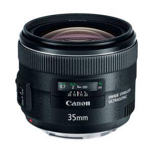لنز Canon EF 35mm F/2