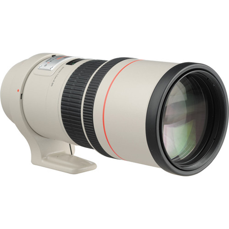 لنز Canon EF 300mm F/4L IS USM
