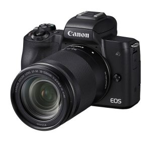دوربین عکاسی بدون آینه کانن مدل EOS M50