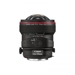 لنز TS-E 17mm f/4L