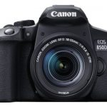 دوربین عکاسی کانن 850d